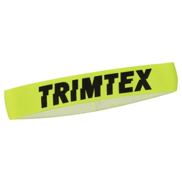 Trimtex headband basic yellow